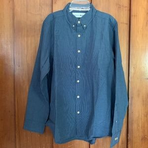 NWT The Normal Brand Twill Button Front